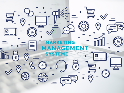 Titelbild Marketing Management Systeme
