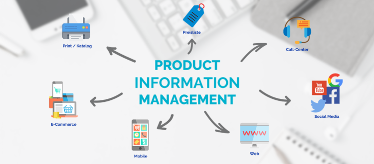 Titelbild Product Information Management