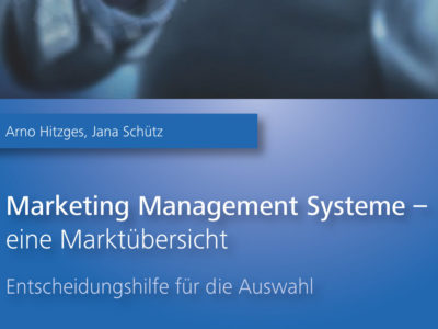 Titelbild Marketing Management Systeme - eine Marktübersicht