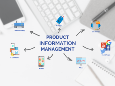 Titelbild Product Information Management