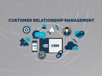 Titelbild Customer Relationship Management