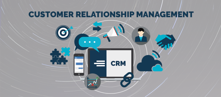 Titelbild Customer Relationship Management