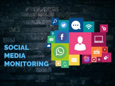 Titelbild Social Media Monitoring